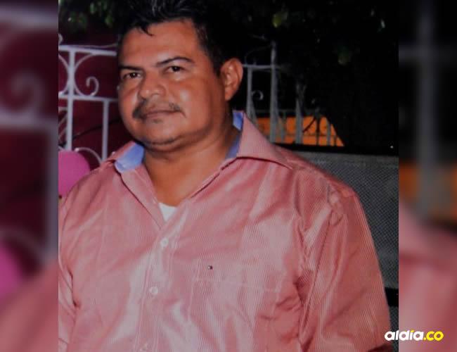 Jorge Eliécer Villadiego Blanco, asesinado en un atraco. | AL DÍA