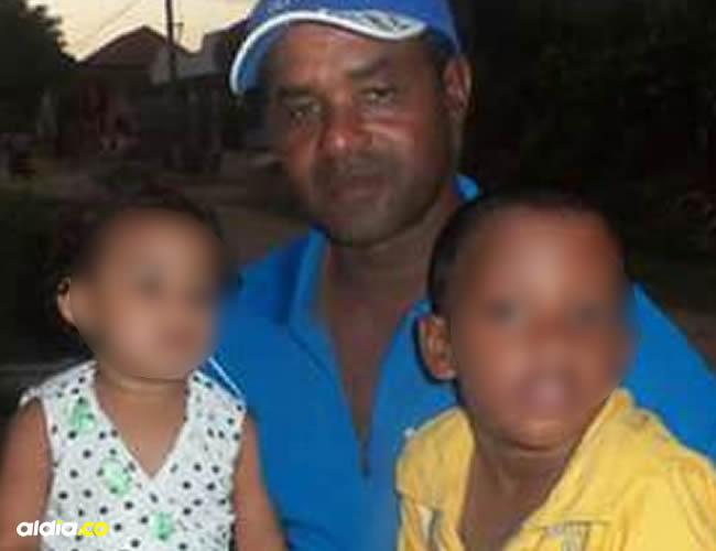 Silfredo Gaviria Audivet, fue asesinado de tres balazos en medio de un atraco para quitarle la motocicleta en Arjona. | AL DÍA