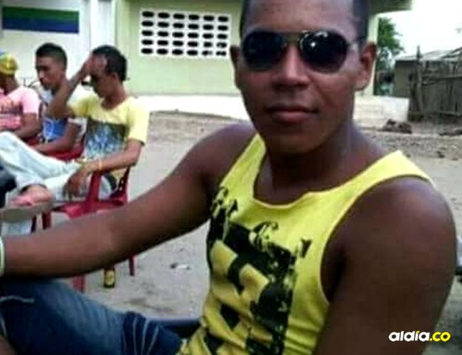 Luis Alberto Beltrán Ávila, de 26 años, murió a causa de un paro respiratorio en un hospital de Zambrano (Bolívar). | AL DÍA