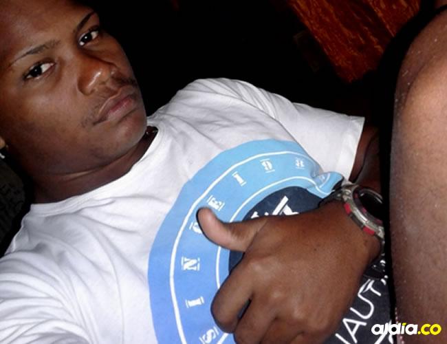 Luis Gabriel Gómez Amor, asesinado de siete balazos cuando iba caminando con un primo. | AL DÍA