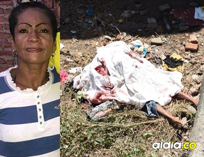 Eny María Martínez Rocha, de 46 años, fue hallada semidesnuda, pero cubierta con una sábana, y sangre en el rostro.
