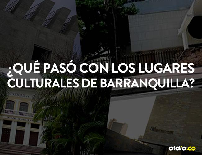 El Museo Cultural, Bellas Artes y el teatro Amira de la Rosa se encuentran cerrados. Las obras en el Museo de Arte Moderno están paradas. | ALDÍA.CO