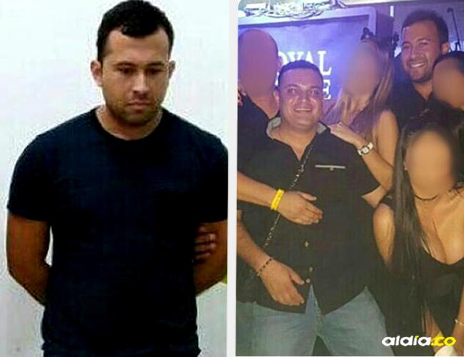 La madre afirmó que Andrés Villamizar había liderado un grupo de jóvenes, pero que los había dejado | Cortesía