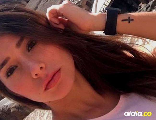 María Andrea Cabrera I Foto: Instagram
