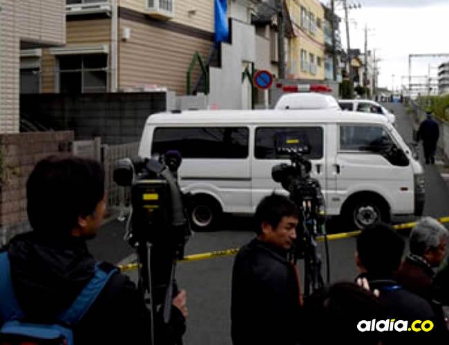 Este aberrante hecho se presentó en Osaca, Japón   AFP