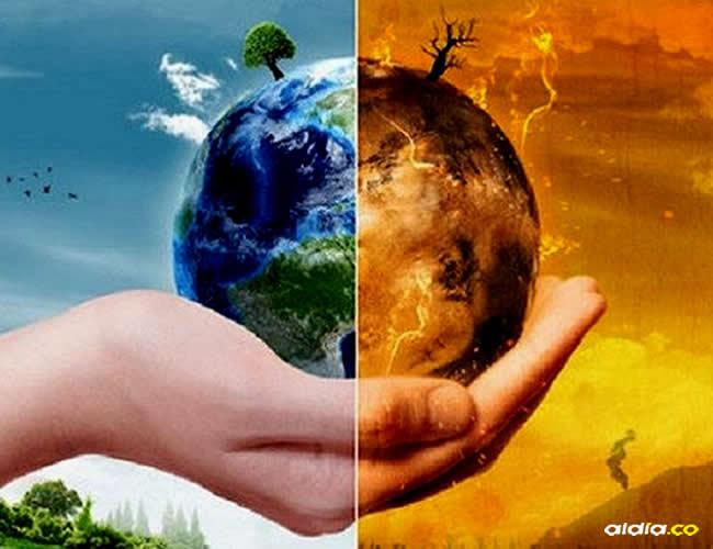 La comunidad internacional adoptó a fines de 2015 en  París un acuerdo sobre el compromiso para reducir el calentamiento por debajo de 2°C  | Cortesía