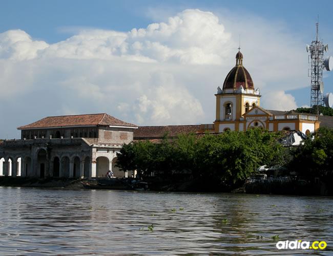 Durante los días santos, Mompox recibe a cientos de turistas. | ARCHIVO