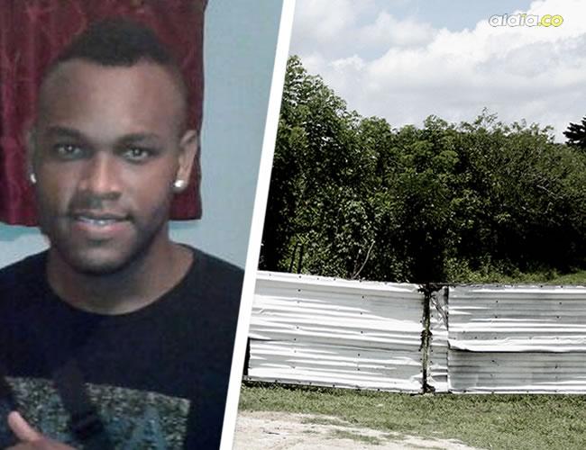 aily Herazo Vásquez, de 22 años, fue hallado desmembrado el miércoles a las 8:15 de la noche | Al Día