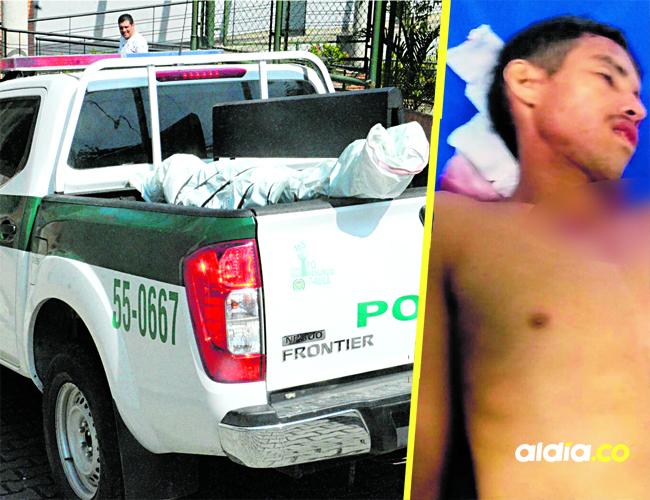 Miguel Francisco Serrano Moreno, de 30 años, fue ultimado de varios balazos | Cortesía