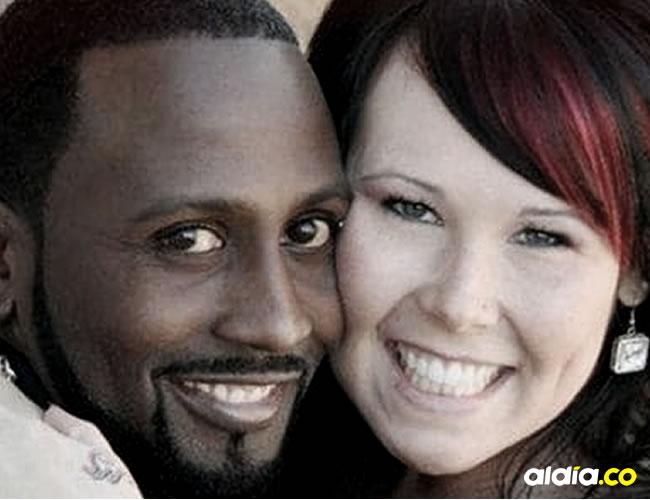 Montie Smith y su esposa Shaynna Lauren Sims quien deberá pagar 16 años de cárcel por este crimen   Infobae