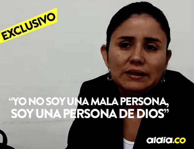 Patricia Henao, de 34 años, pide perdón por el video y alas personas involucradas | ALDÍA.CO