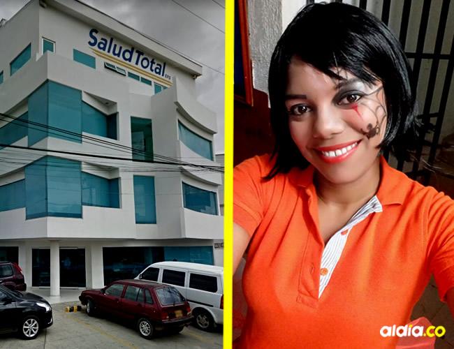 Salud Total dijo que Yenis nunca se registró en la urgencia | Lorena Henriquez