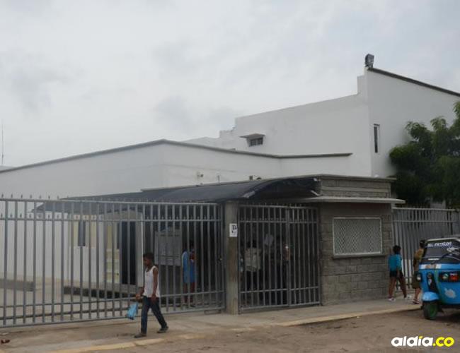 Clínica Adelita de Char en Soledad, donde recibieron atención médica las víctimas. | Archivo