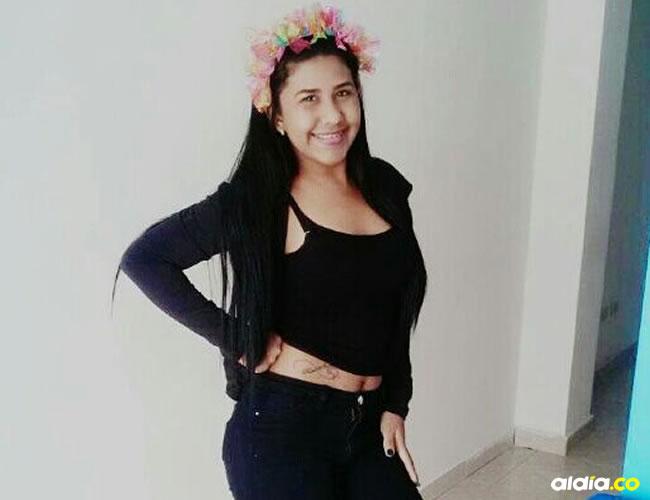 María Ester Petti Brito, una venezolana de 21 años. | Al Día