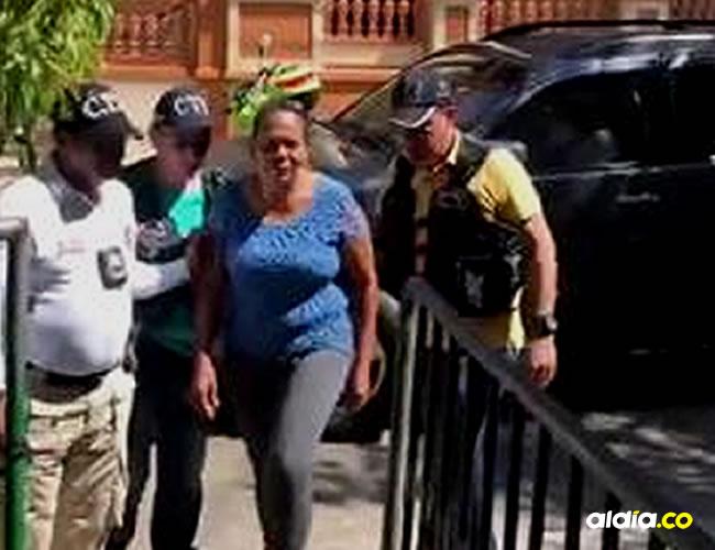 Dalila María Duarte Martínez, de 49 años   El Heraldo