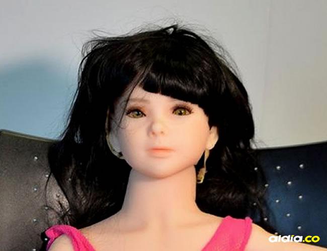 StopSo ha recibido críticas debido a su aprobación de muñecas sexuales con rostros de niñas como terapia para pedófilos | BBC