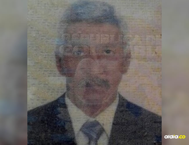 Víctor Rafael Ávila Ozuna tenía 58 años. | AL DÍA