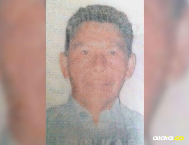 El cuerpo de Eulogio Ramos Teherán fue llevado a la ESE Luis G. Portacio de Sampués, pero ya no había nada que hacer por salvar su vida | Al Día