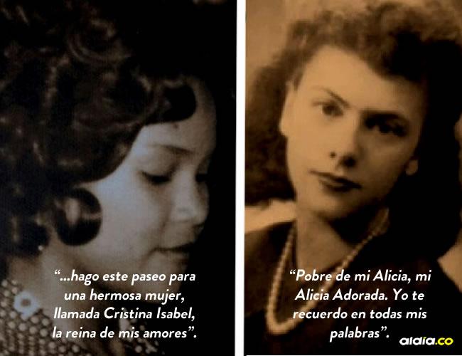 Cristina Isabel, 'Esa Morena de Montería'  y Alicia Cantillo, 'Alicia adorada' | Al Día