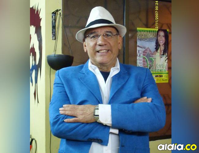 Nelson González, pianista y director musical de la agrupación Nelson y sus Estrellas. | Cortesía