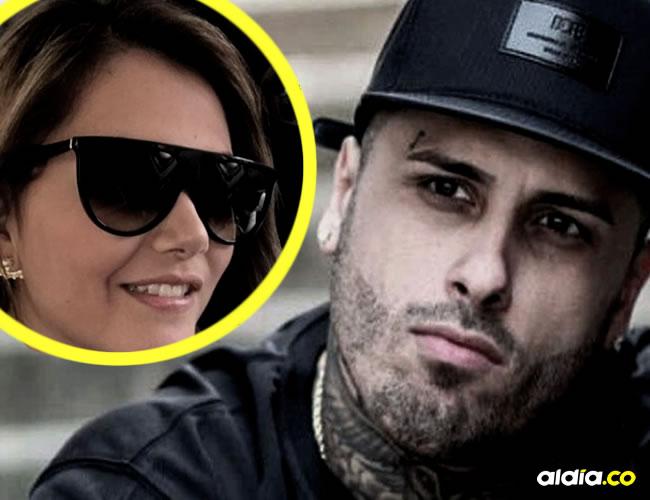 Un portal de noticias falsas inventó esta noticia sobr Nicky Jam y Dayana Jaimes | ALDÍA.CO