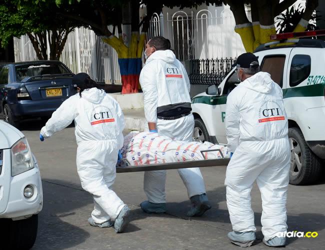 Vecinos de Nicolasa Gutiérrez Arroyo y las autoridades policiales coincidieron en  señalar que el crimen está sumido en un completo misterio | Al Día