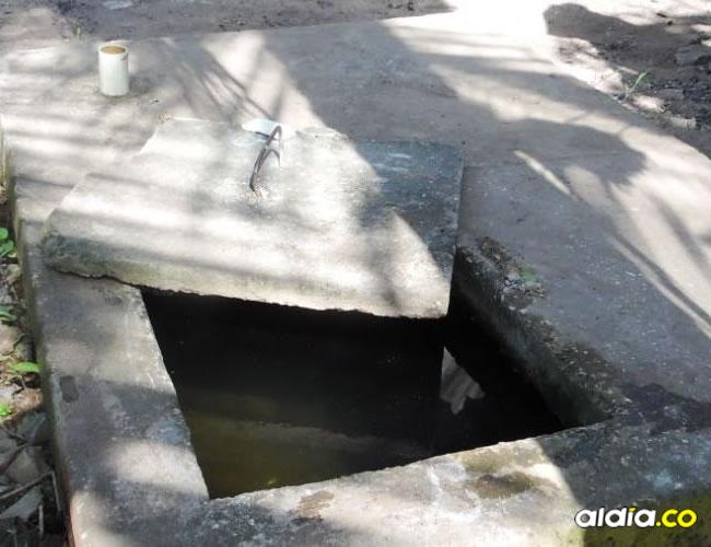 Esta es la alberca, tiene un metro y medio de profundidad. | Al Día