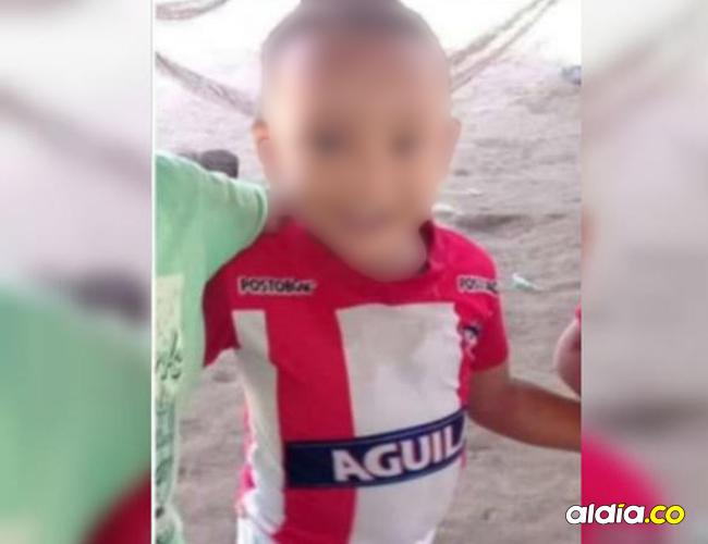El niño de 2 años fue reportada como desaparecido por sus familiares.