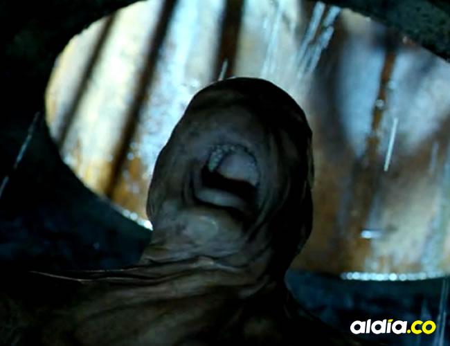 En horas nocturnas es cuando más sonidos extraños genera este extraño ser. Es asociado a la desaparición de niños que ingresan a su cueva.