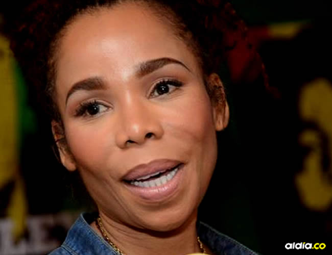 Cedella Marley, de 50 años, primogénita del fallecido cantante Bob Marley | Internet