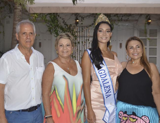 Luisa Cotes Ospino fue designada por el Comité de Belleza Departamental como Señorita Magdalena 2019.