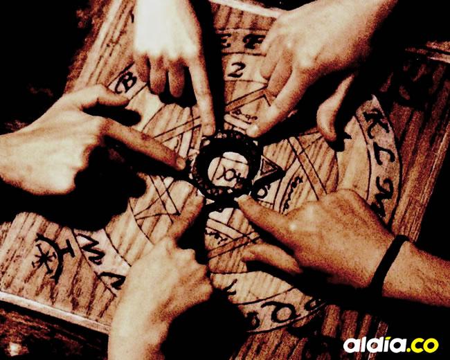 Algunos aseguran que los menores estaban jugando con una tabla Ouija | Cortesía