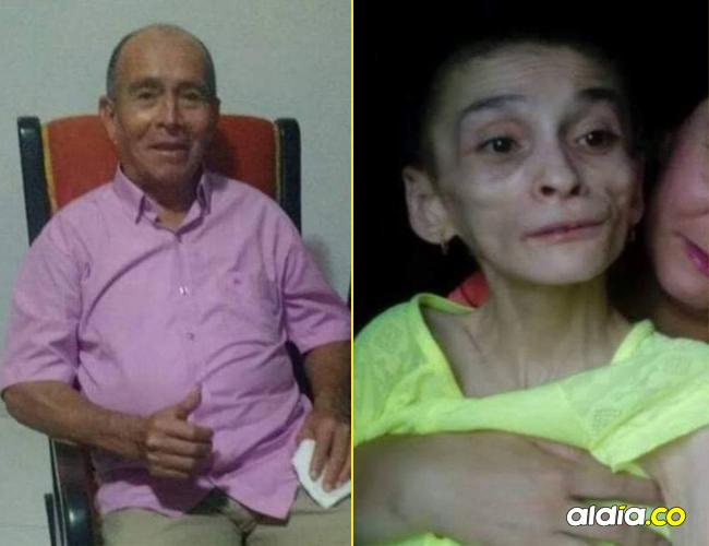 Ignacio Díaz Andrade se suicidó ahorcándose. Yesith Lucía Díaz Herrera fue encontrada en una hamaca.
