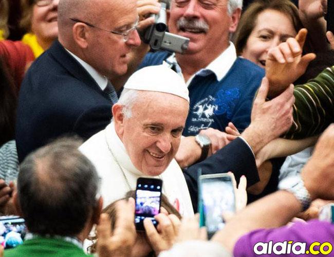 El sumo pontífice asegura el aborto nunca es la respuesta que buscan las mujeres y las familias.