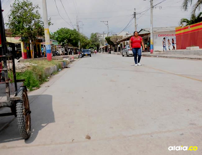 Barrio La Chinita, en Barranquilla | El Heraldo