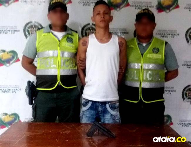Policía notificó que es la séptima vez que captura a 'Parapeto' | Al Día