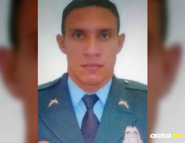 El patrullero estaba de descanso en Moñitos y cuando conducía la moto para retornar a Cotorra, según El Heraldo, fue atacado por los motorizados | El Heraldo