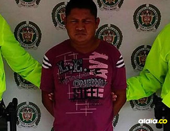El hombre de 35 años es oriundo de Venezuela | Cortesía El Heraldo