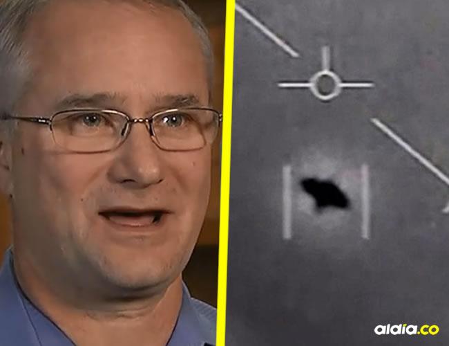 David Fravor, piloto enviado a la misión de entrenamiento | ABC News