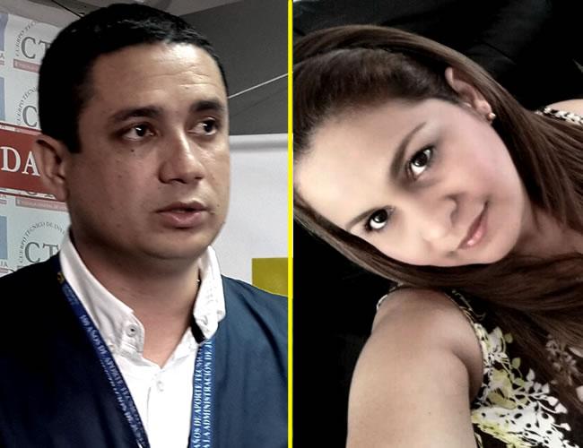 Dayana Hassim, esposa de Eduardo Pinto Viloria, fue salpicada por alias 'Chucho'. | Foto: Al Día
