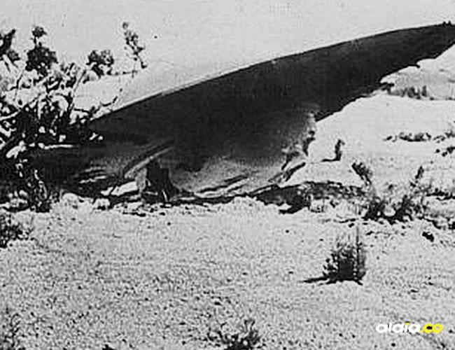 La Fuerza Aérea de EE. UU. Explicó que todo se originó tras la caída de un globo meteorológico del Ejército | Diario Noticias Web