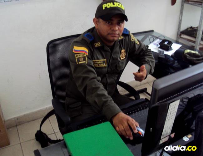 Pedro Luis Ariza Ariza, patrullero herido | Al Día