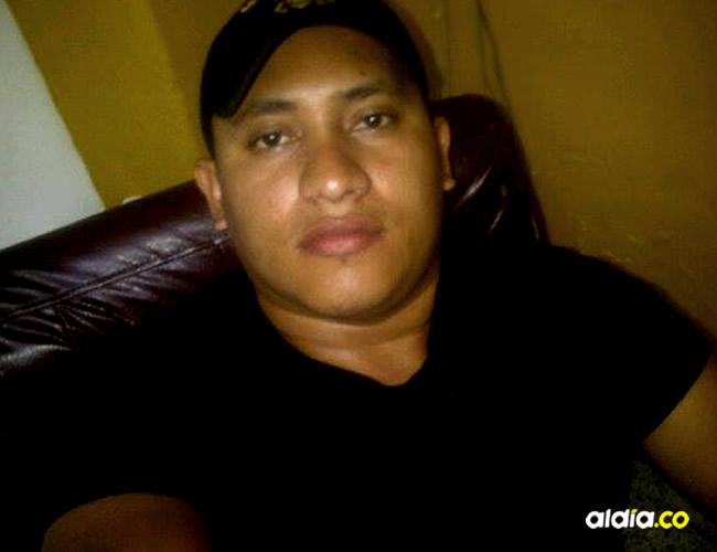 El patrullero Óscar Fabián Bertel Julio tenía 33 años | AL DÍA