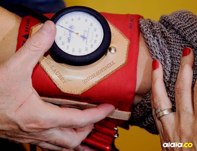 La tensión arterial ideal es de 119/79 mm/Hg. | YouTube