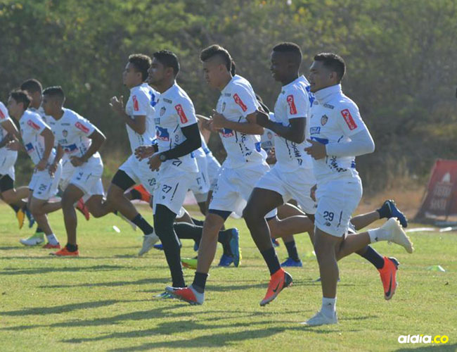 Pretemporada Junior 2019. | Al Día