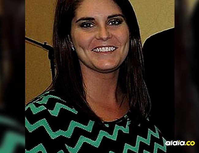Charli Jones Parker ex maestra acusada I Internet