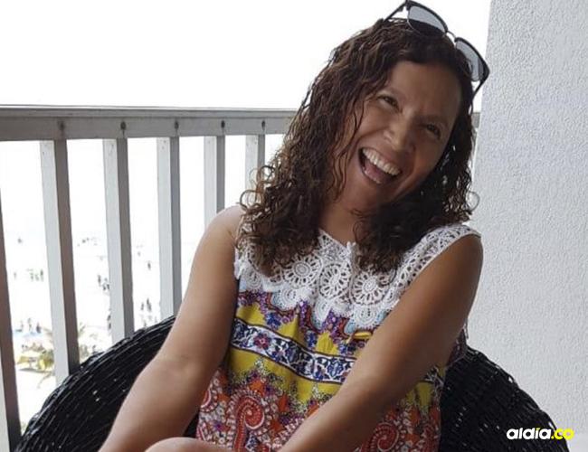 Gladys Rodríguez Cañón, de 53 años, fallecida.