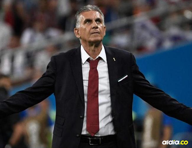 El DT portugués Carlos Queiroz es al parecer el principal candidato para reemplazar al argentino José Pékerman.
