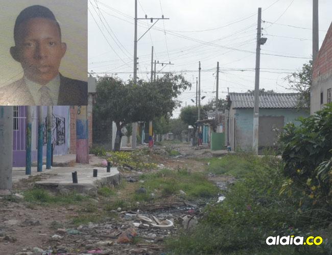 Ismael Pérez Vislan, ultimado a las 5:45 de la tarde del pasado miércoles en la calle 53B1 con carrera 1E, barrio Ciudad Paraíso, es la víctima masculina 26, de los 28 que van este año en Soledad.