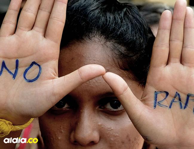 En promedio en la India 6 mujeres son violadas al día | @SwVijayananda /Twitter